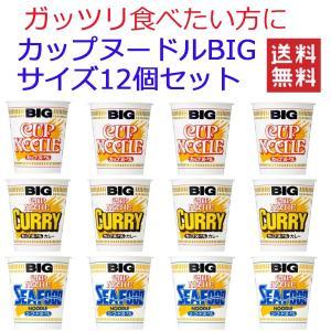 日清食品 カップヌードル big ビッグ 3柄×...の商品画像