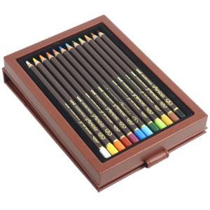 三菱鉛筆 色鉛筆 ユニ カラードペンシル ペリシア 12色セット UCPPLC12C 送料無料|hiroshimaya-pachi