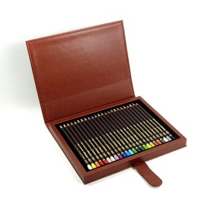 三菱鉛筆 色鉛筆 ユニ カラードペンシル ペリシア 24色セット 送料無料|hiroshimaya-pachi|03
