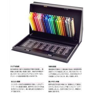 三菱鉛筆 色鉛筆 ユニカラー 100色セット UC100C 大人の塗り絵 送料無料|hiroshimaya-pachi