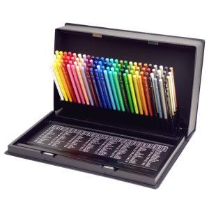 三菱鉛筆 色鉛筆 ユニカラー 100色セット UC100C 大人の塗り絵 送料無料|hiroshimaya-pachi|02