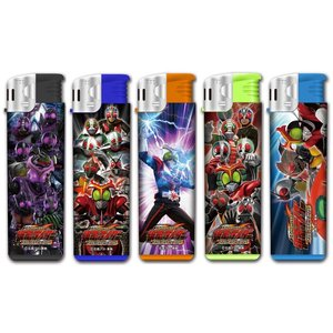 仮面ライダー フルスロットル 電子ライター 5種セット 送料無料|hiroshimaya-pachi