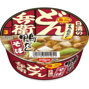 新着 日清食品 カップ麺 どん兵衛 おそうめん 肉うどん 鴨だしそば も入ったミニシリーズ 6種類×2個(12食) セット 送料無料|hiroshimaya-pachi|03