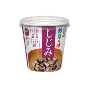 マルコメ 即席カップみそ汁 6食×4箱 料亭の味 しじみ 格安|hiroshimaya-pachi