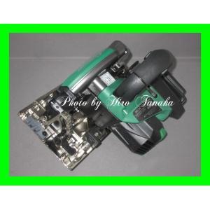 送料無料 日立 コードレス丸のこ C18DBAL(NN) 本体のみ φ165チップソー 66mm切断 型枠材60mm一発切断 ブラシレスモーター 正規取扱店出品|hirotanaka|03