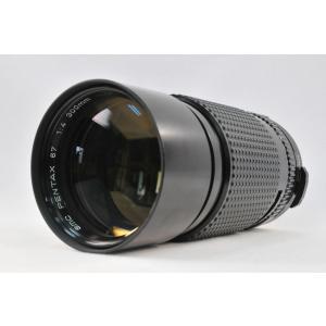 愛称「バケペン」ペンタックス67用レンズになります。  スターレンズの後継モデルも発売され、やや目立...