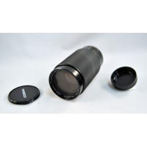 コシナ社より発売された、マニュアルフォーカス望遠ズームレンズです。  マウントはペンタックスK対応品...