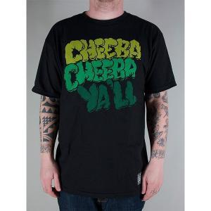 ROCKSMITH(ロックスミス)Tシャツ Cheeba T-Shirt Black スケボー SK...