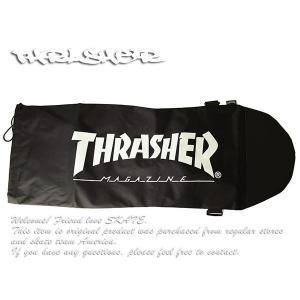 Thrasher Magazine ボードケース スケートバッグ ボードバッグ スラッシャー Ska...