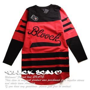 BLACK SCALE(ブラックスケール)レディース ホッケージャージ ドレス ワンピース BLVVCK SCVLE Jagr Knitted Hockey Dress Red スケボー SKATE SK8