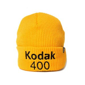 GIRL Skateboards(ガール)ニットキャップ 帽子 ビーニー Kodak 400 Cuf...