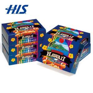 H.I.S. ハワイ お土産 ハワイ ミックスナッツ 6箱セット ID:95300123