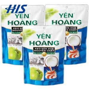 ベトナム お土産 ベトナム  ココナッツキャンディ 3袋セット  おみやげ ギフト HIS ID:9...