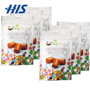 マレーシア お土産 ココナッツキャンディ 6袋セット  おみやげ ギフト HIS ID:953202...