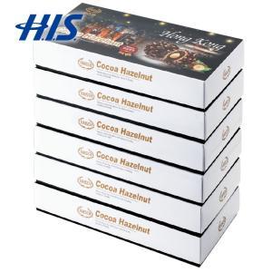 SPECIAL SALE 香港 お土産 香港 ヘーゼルナッツショコラ 6箱セット おみやげ ギフト ...