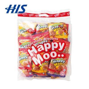 マレーシア土産 ハッピームー チョコ味クッキー 40パックセット  マレーシア 土産 お土産 みやげ...