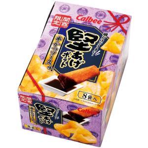 大阪 お土産 堅あげポテト 串かつソース味  おみやげ ギフト HIS ID:92560065