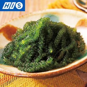 沖縄 お土産 沖縄産 海ぶどうパック  おみやげ ギフト HIS ID:92590055