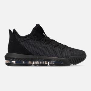 (Nike LeBron XVI Low)  色:Black/Black/Black クッショニング...
