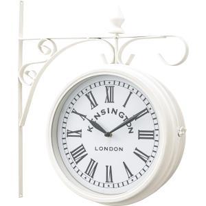 ウォールクロック CLK-102WH 壁掛け時計 掛け時計 時計 クロック インテリアクロック ヨーロピアン おしゃれ|hiseshop
