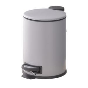 ゴミ箱 LFS-231GY ごみ箱 くず入れ ダストボックス トラッシュカン 3L 蓋付き ペダル式 キッチン ポリプロピレン hiseshop