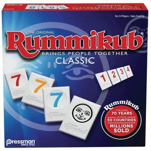 ラミィキューブ (Rummikub: The Original) ボードゲーム|hiseshop