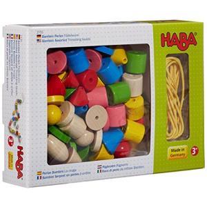 ハバ(HABA) カラービーズ・6シェイプ HA2155|hiseshop