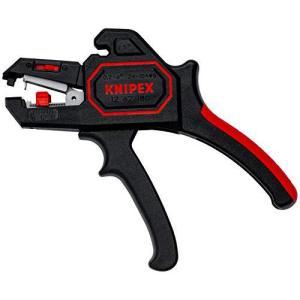 クニペックス KNIPEX 1262-180 自動ワイヤーストリッパー 0.2-6.0 (SB)|hiseshop