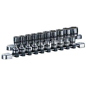 京都機械工具(KTC) ソケットセット ネプロス NTB320A 差込角:9.5mm 20個組 1セット hiseshop