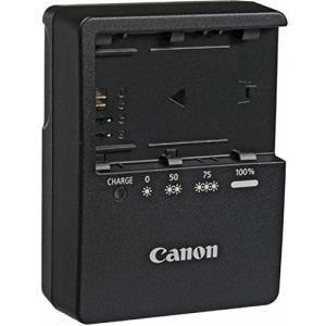 Canon バッテリーチャージャー LC-E6|hiseshop