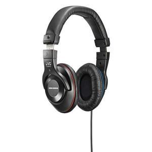 JVC HA-MX10-B 密閉型ヘッドホン スタジオモニター ブラック|hiseshop