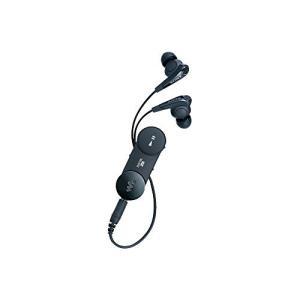 ソニー ワイヤレスノイズキャンセリングイヤホン MDR-NWBT20N : Bluetooth対応 ブラック MDR-NWBT20N B|hiseshop