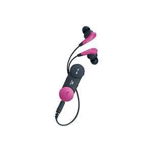 ソニー ワイヤレスノイズキャンセリングイヤホン MDR-NWBT20N : Bluetooth対応 ビビッドピンク MDR-NWBT20N P|hiseshop
