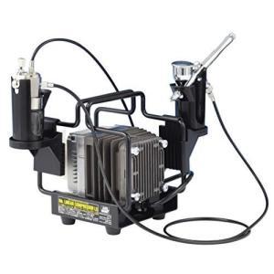 GSIクレオス Mr.リニアコンプレッサー L5/エアブラシセット ホビー用塗装用具 PS321|hiseshop