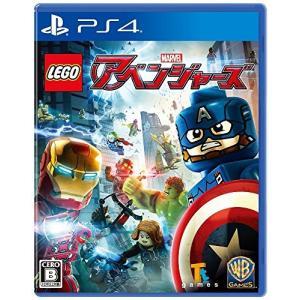 LEGO(R)マーベル アベンジャーズ - PS4|hiseshop