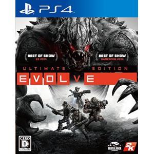 EVOLVE Ultimate Edition - PS4|hiseshop