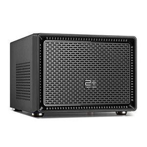 GOLDEN FIELD N-1 ミニタワー型PCケース Mini-ITXケース [ブラック]|hiseshop