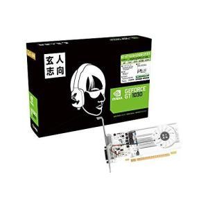玄人志向 NVIDIA GeForce GT 1030 搭載 グラフィックボード 2GB シングルファンモデル GF-GT1030-E2GB/LP/D|hiseshop