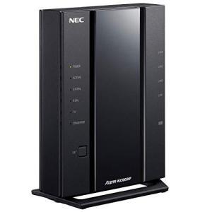 NEC 無線LAN Wi-Fi ルーター Wi-Fi 6(11ax)/AX3000 Atermシリーズ 2ストリーム (5GHz帯 / 2.4GHz帯|hiseshop