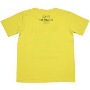 CAPITAL RADIO ONE(キャピタルレディオワン)/ミートルズ (yellow) Tシャツ|hisoft-cream|02