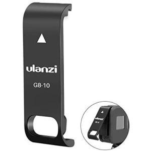 ULANZI バッテリーカバー GoPro Hero 8用 Type-c充電口 電池蓋代替品 軽量 ...