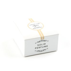ソリッドパフューム ブラウンダイアモンド nobLED candle Bijou ノーブレッド キャンドル ビジュー 練り香水 香水 ギフト プレゼント 送料無料|historia