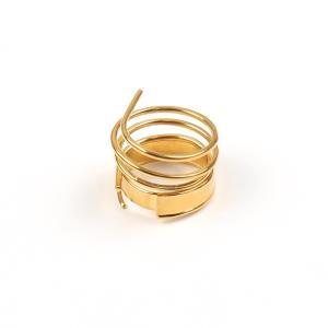 Ripple リング ゴールド 指輪 CHIKAKO YAJIMA チカコヤジマ ギフト プレゼント おすすめ クリスマス 誕生日 送料無料 送料無料|historia