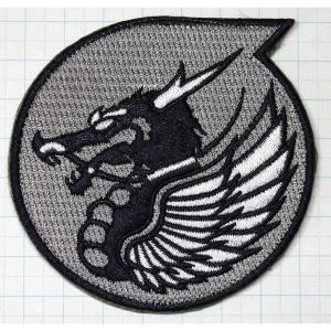 航空自衛隊グッズ  小松基地 303飛行隊 ドラゴンワッペン・パッチ|hisyo