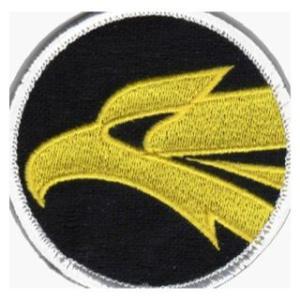航空自衛隊グッズ  小松基地 306飛行隊 F−15 マーク ワッペン・パッチ|hisyo