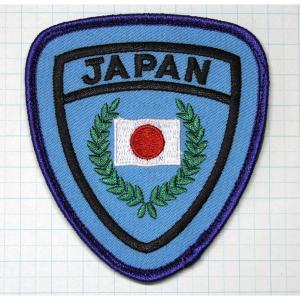 自衛隊グッズ JAPAN PKOマーク ワッペン・パッチ|hisyo