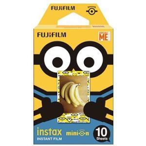 FUJIFILM チェキ用フィルム instax mini ミニオン 通常版 INSTAX MINI MINION DMF WW1