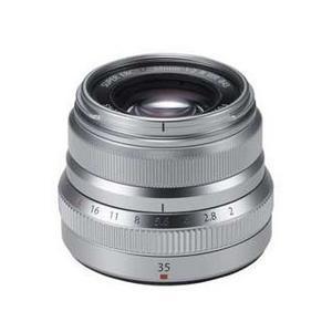 ■商品特徴 「フジノンレンズ XF35mmF2 R WR」は、肉眼の見え方に近い描写で 汎用性の高い...