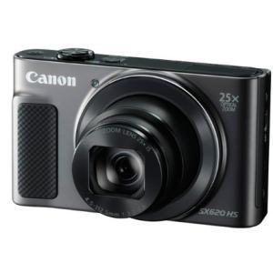 【送料無料】CANON・キヤノン PowerShot SX620HS ブラック