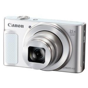 【送料無料】CANON・キヤノン PowerShot SX620HS ホワイト